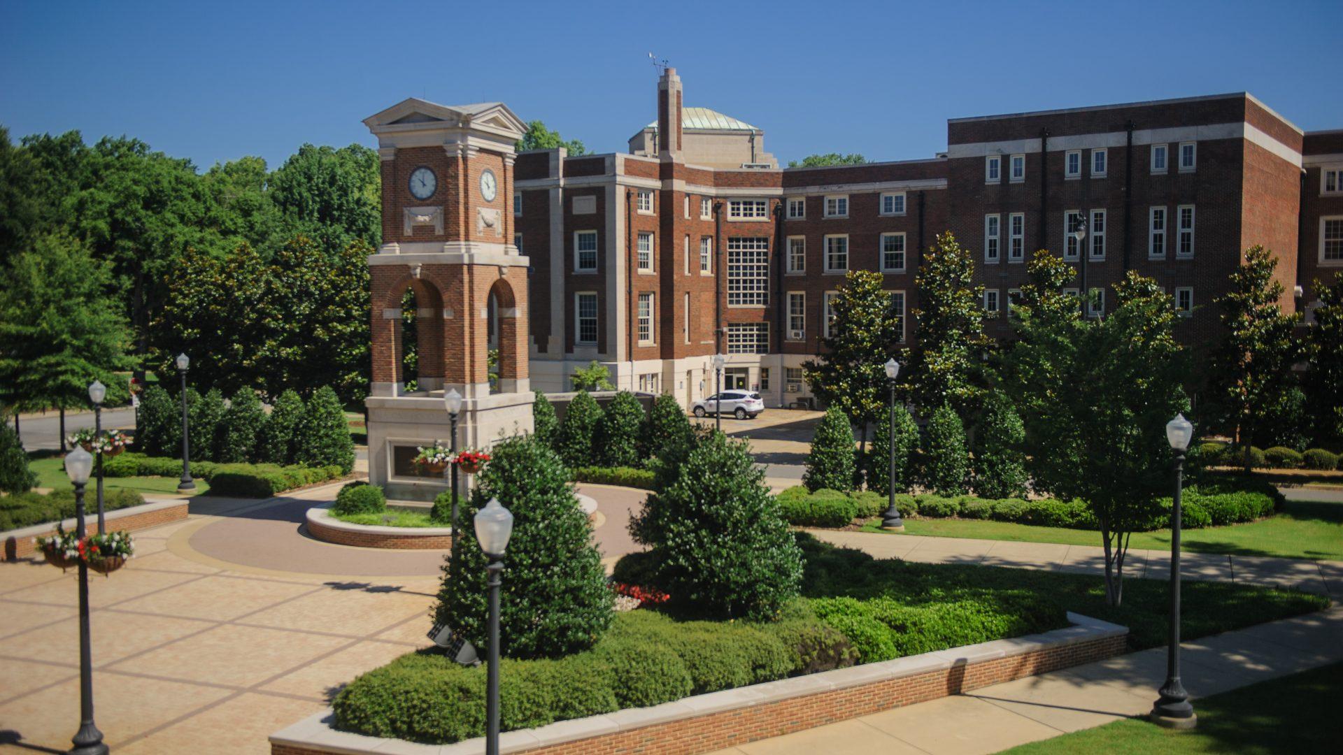 University Lands